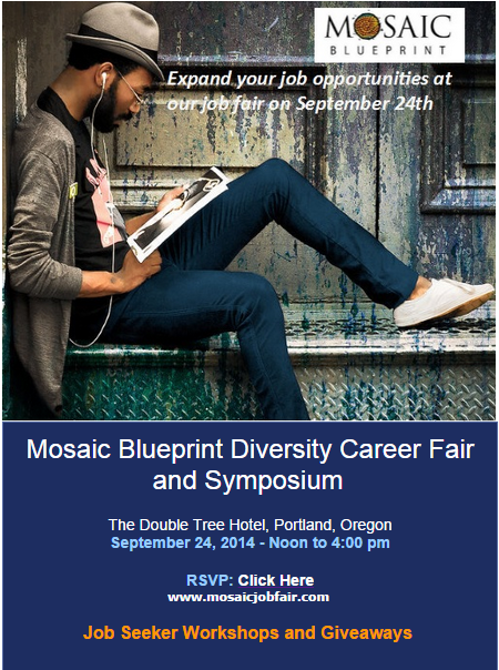 Mosaic Job Fair Image Sept 14