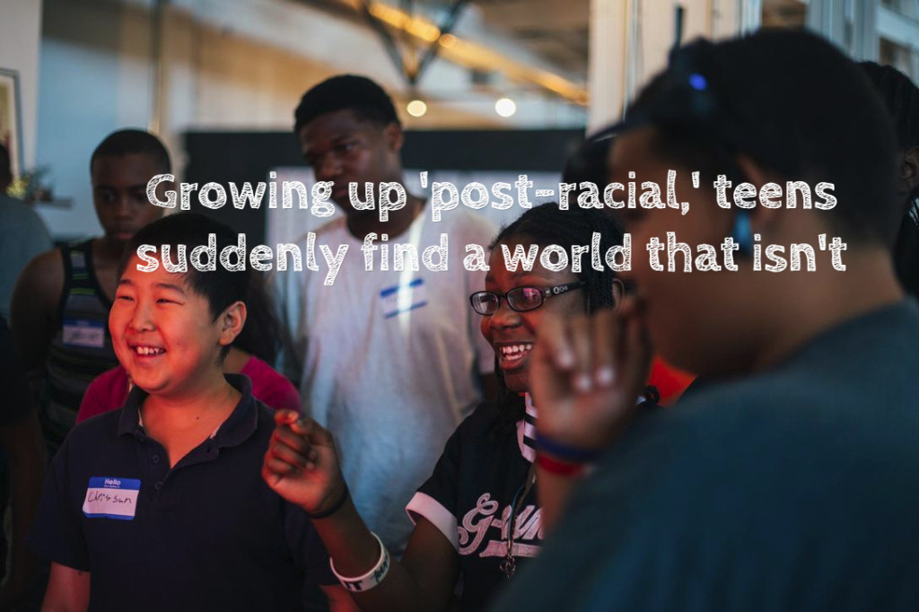 Teens Post Racial